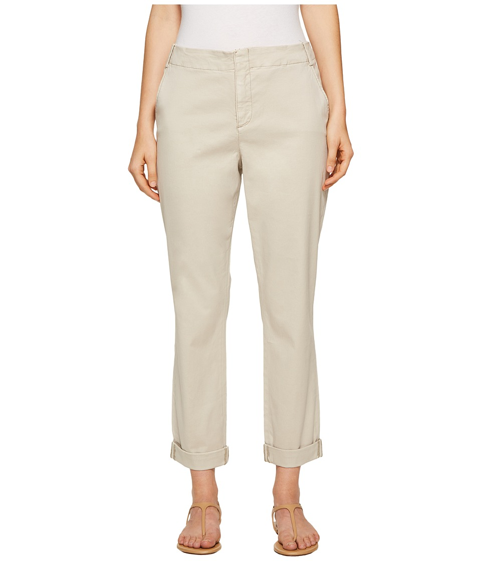 NYDJ - Clean Chino (Stone) Women's Casual Pants