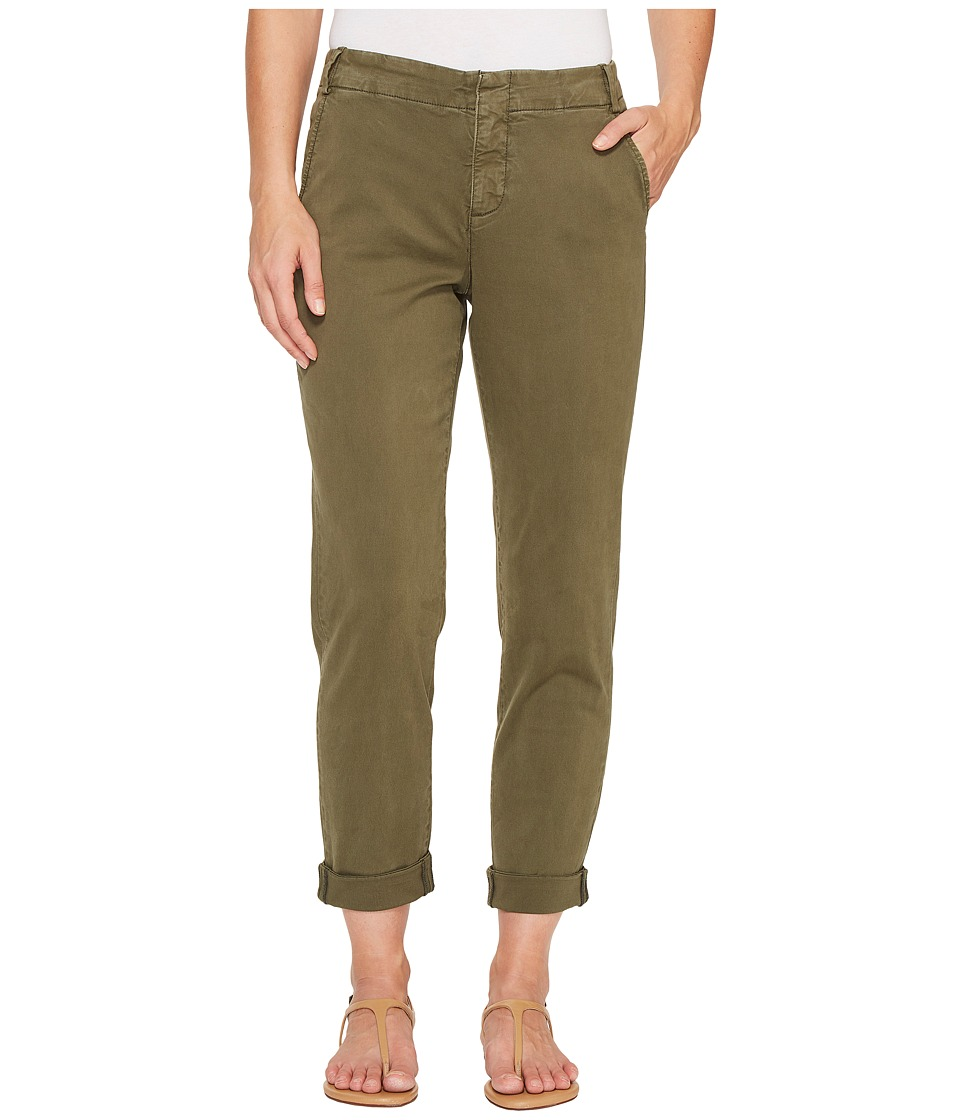NYDJ - Clean Chino (Fatigue) Women's Casual Pants