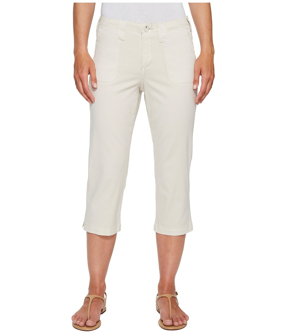 NYDJ - Chino Crop (Clay) Women's Casual Pants