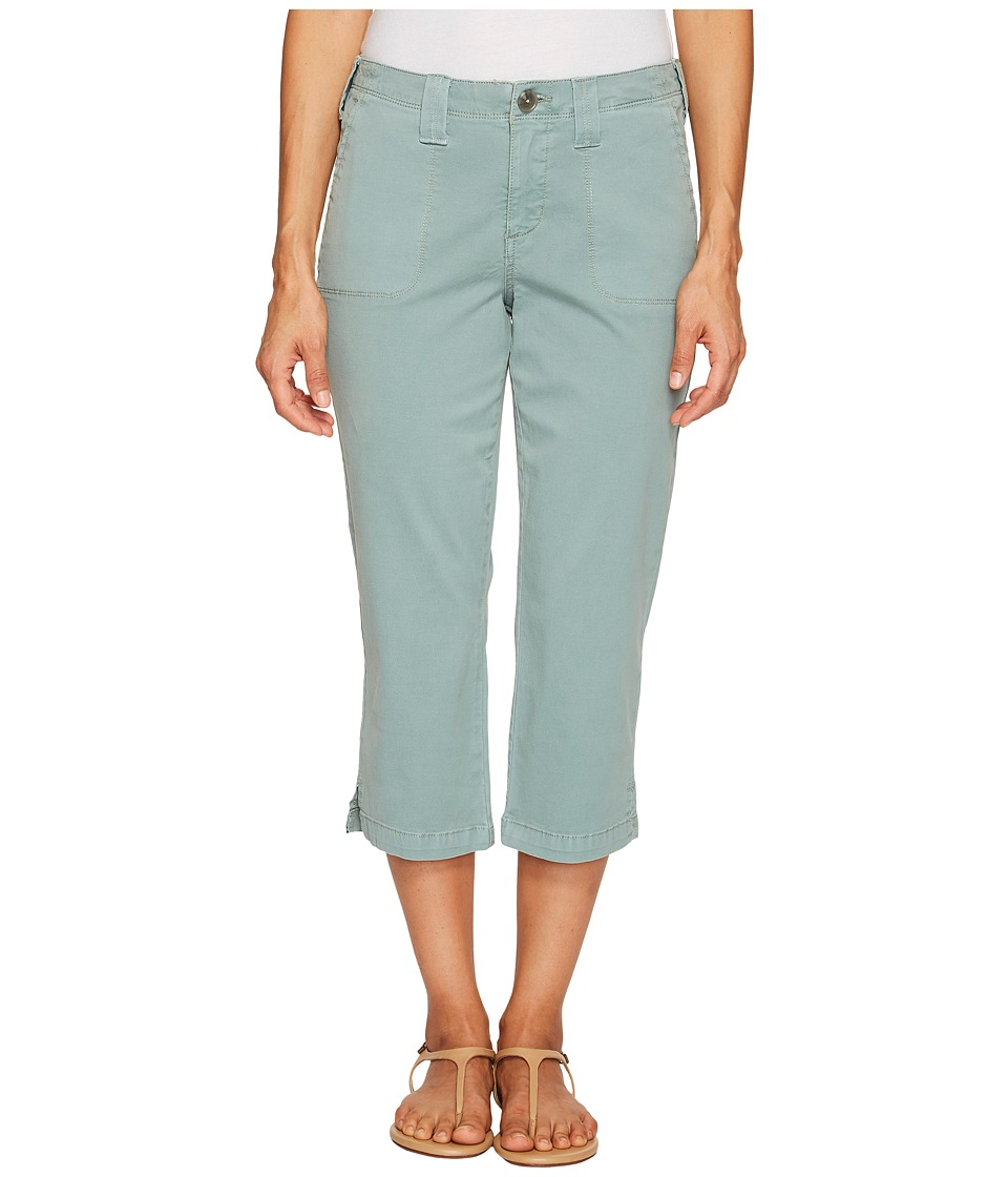 NYDJ - Chino Crop (Calypso) Women's Casual Pants
