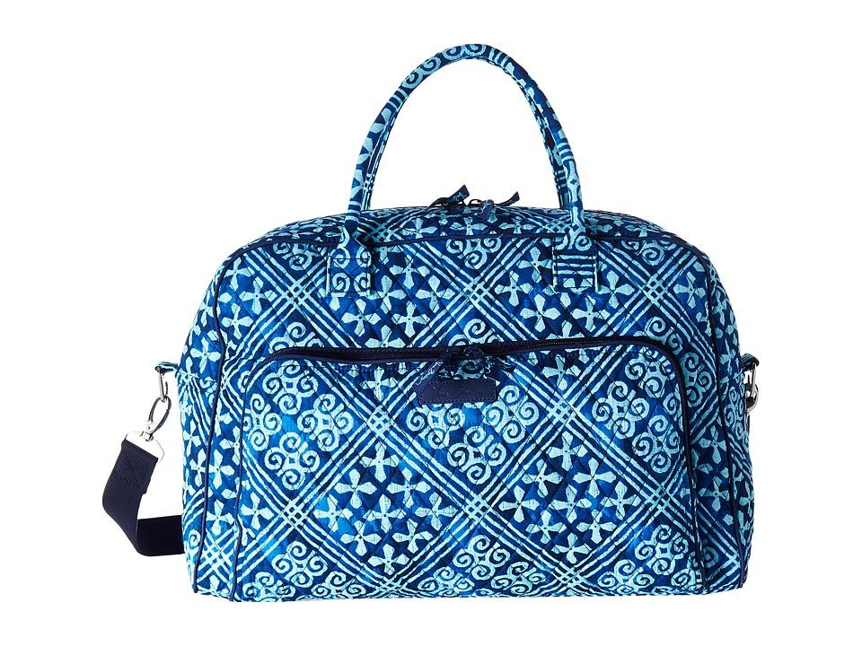 Vera Bradley Luggage - Weekender (Cuban Tiles) Bags