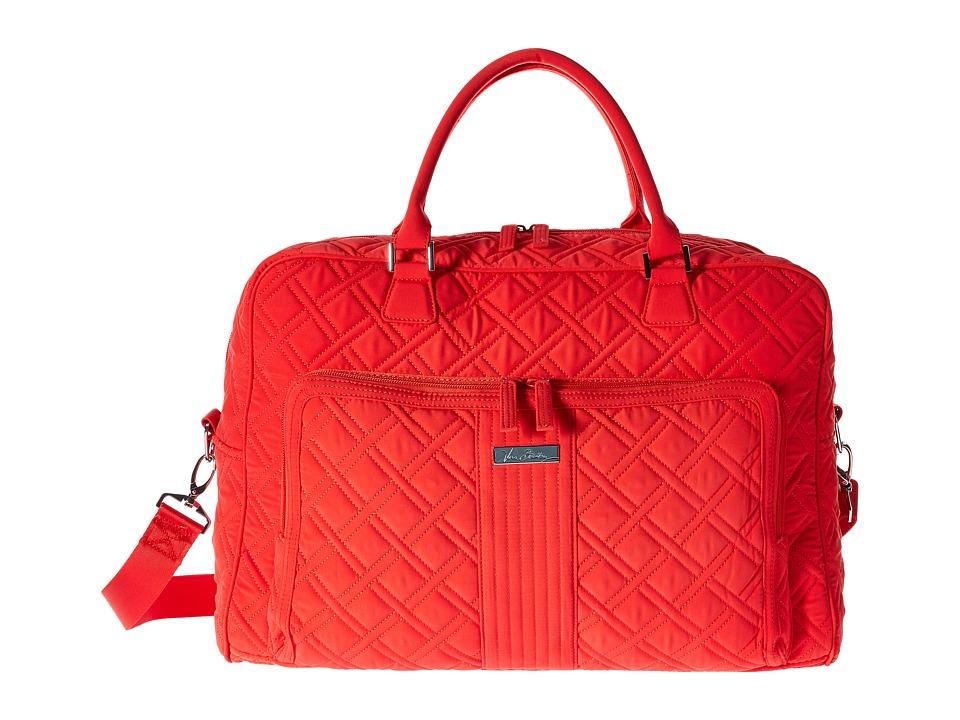 Vera Bradley Luggage - Weekender (Canyon Sunset) Bags