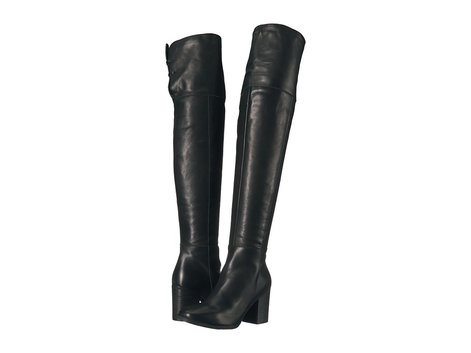 Coolway Luise (Black Nappa Leather) Women