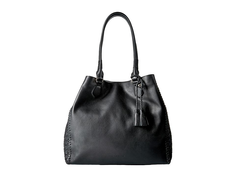 Cole Haan - Dillan Tote (Black) Tote Handbags