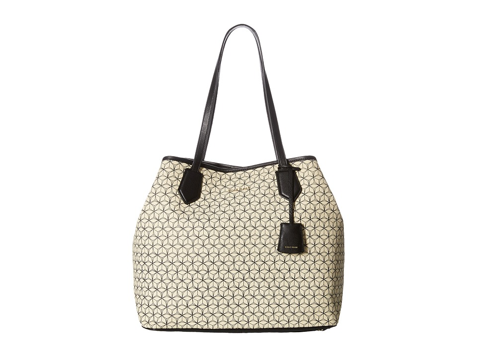 Cole Haan - Abbot Tote (Prism Print) Tote Handbags