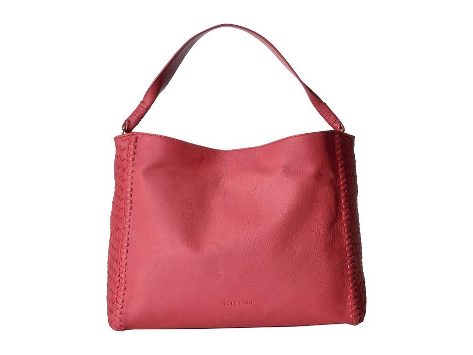 Cole Haan - Dillan Hobo (Mineral Red) Hobo Handbags