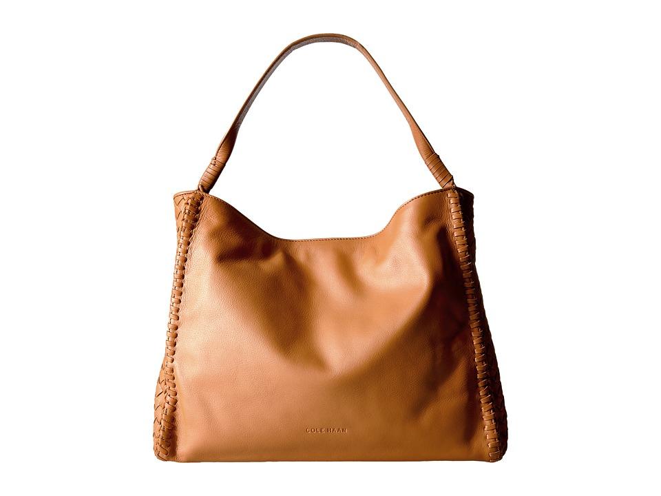 Cole Haan - Dillan Hobo (Pecan) Hobo Handbags
