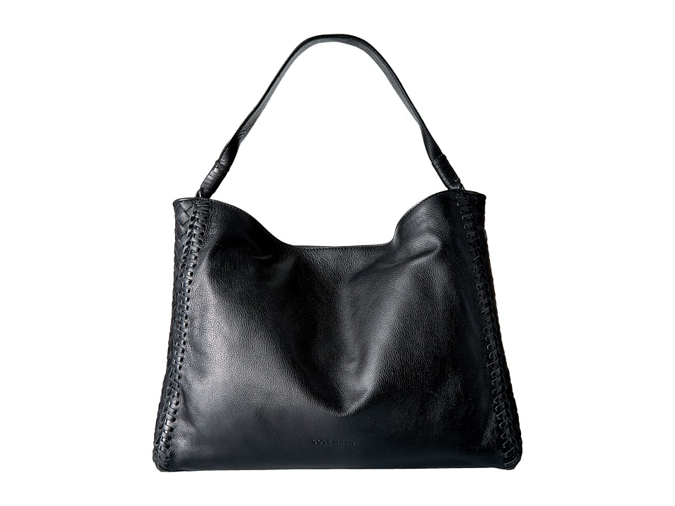 Cole Haan - Dillan Hobo (Black) Hobo Handbags