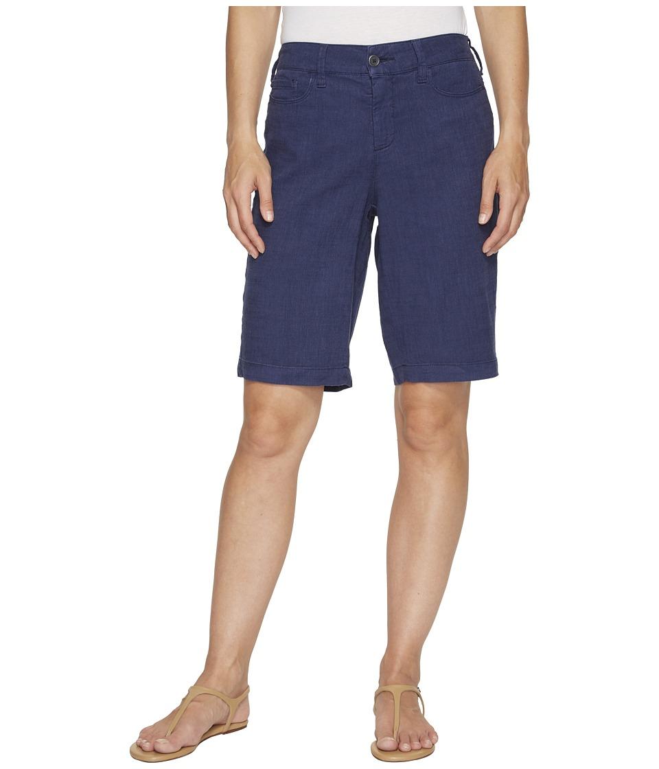 NYDJ - Catherine Shorts (Republique Navy) Women's Shorts