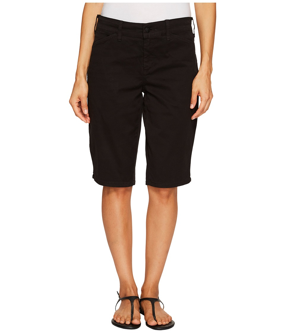 NYDJ - Chino Shorts (Black) Women's Shorts