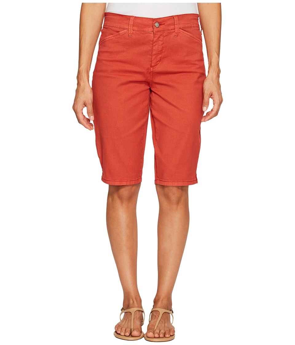 NYDJ - Chino Shorts (Coppertone) Women's Shorts