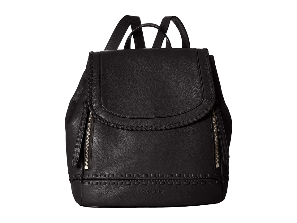 Cole Haan - Brynn Backpack (Black) Backpack Bags