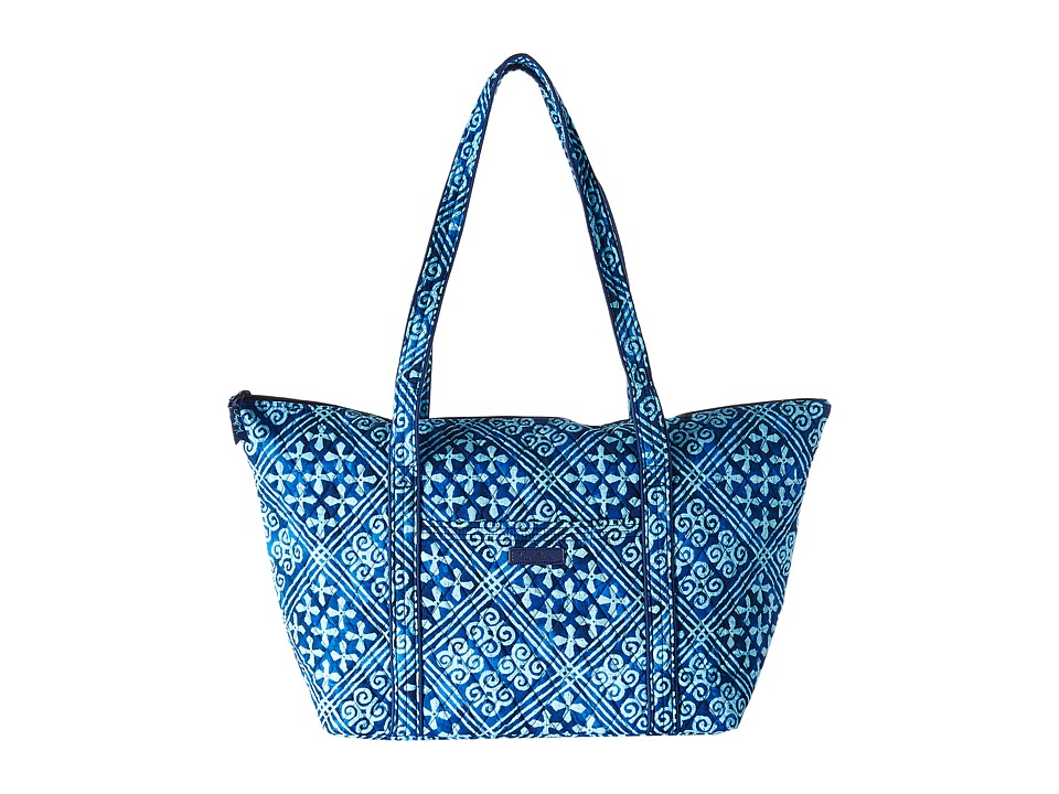Vera Bradley Luggage - Miller Bag (Cuban Tiles) Bags