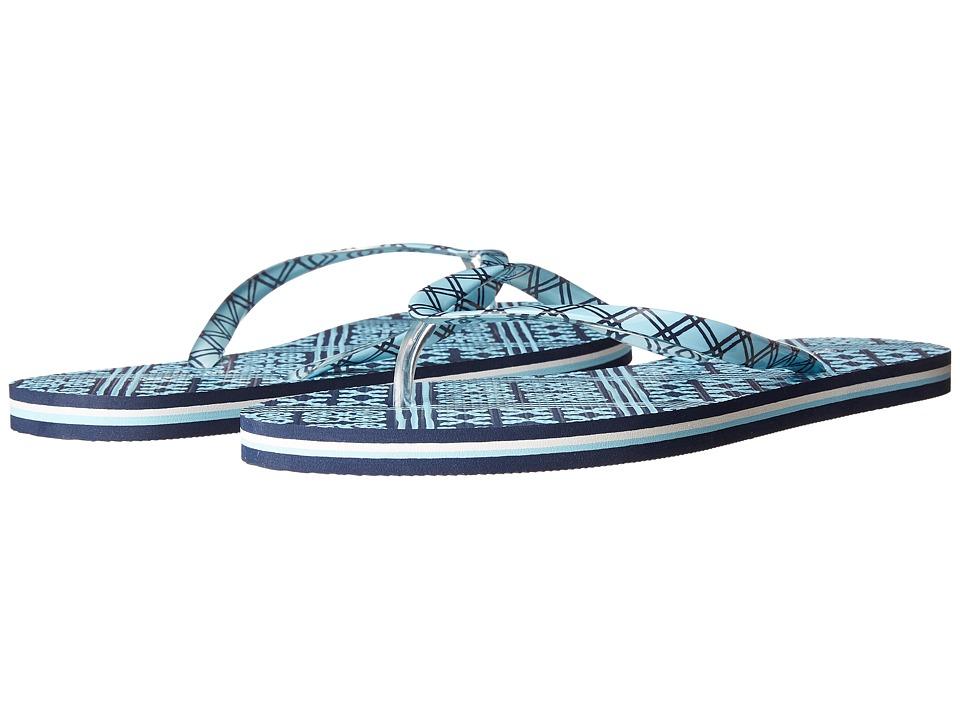 Vera Bradley - Flip Flops (Cuban Tiles) Women's Slippers