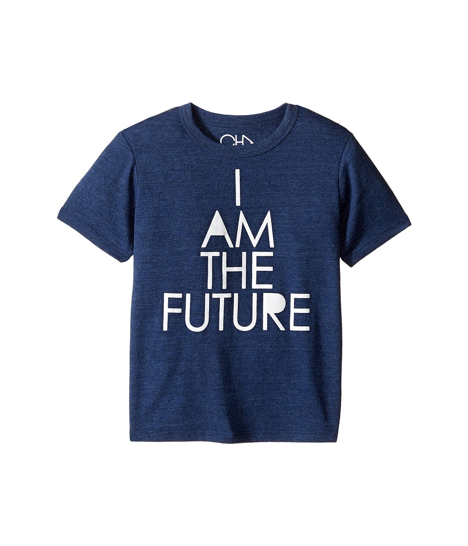 Chaser Kids - Tri-Blend Vintage Tee (Little Kids/Big Kids) (I am the Future) Boy's T Shirt