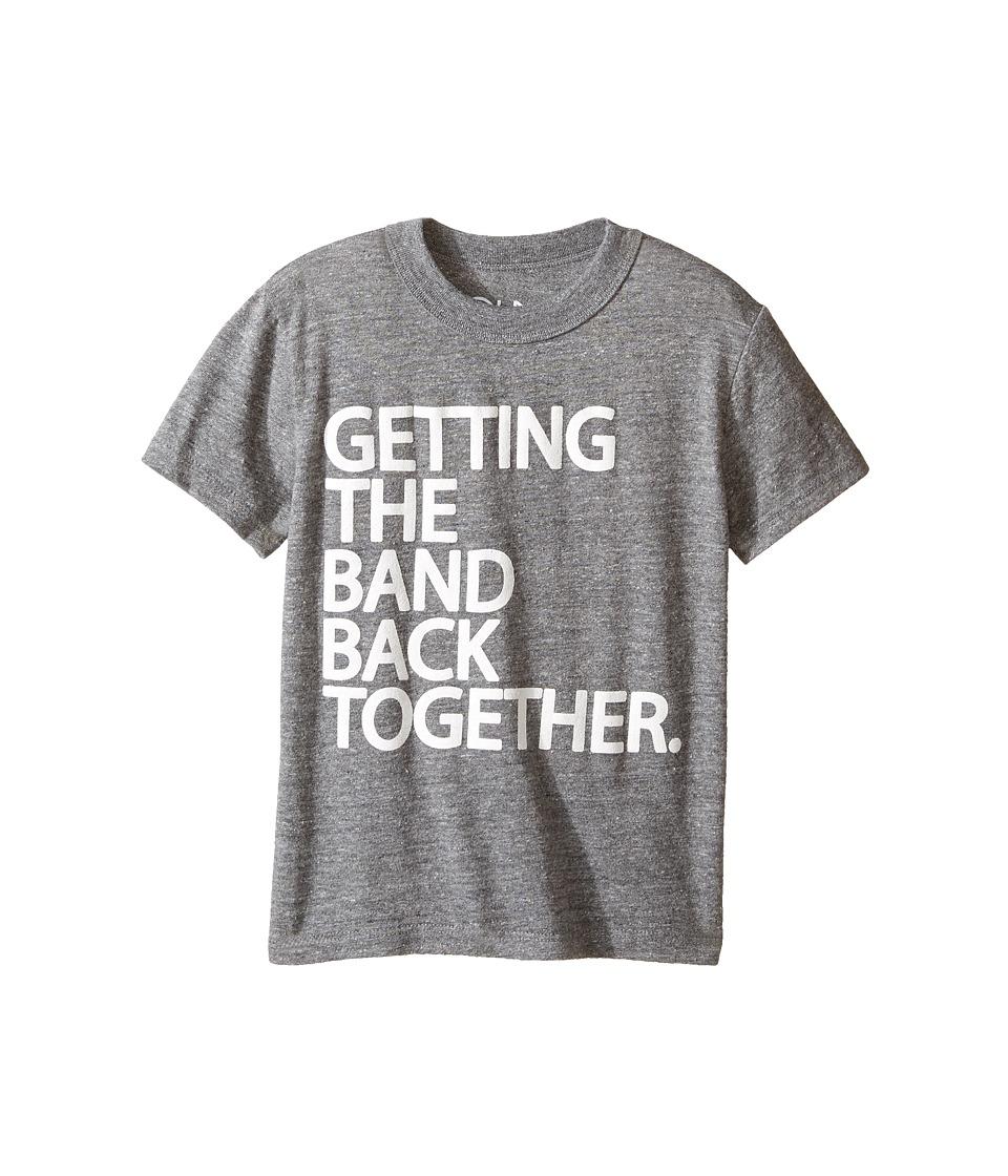 Chaser Kids - Tri-Blend Vintage Tee (Toddler/Little Kids) (Back Together) Boy's T Shirt