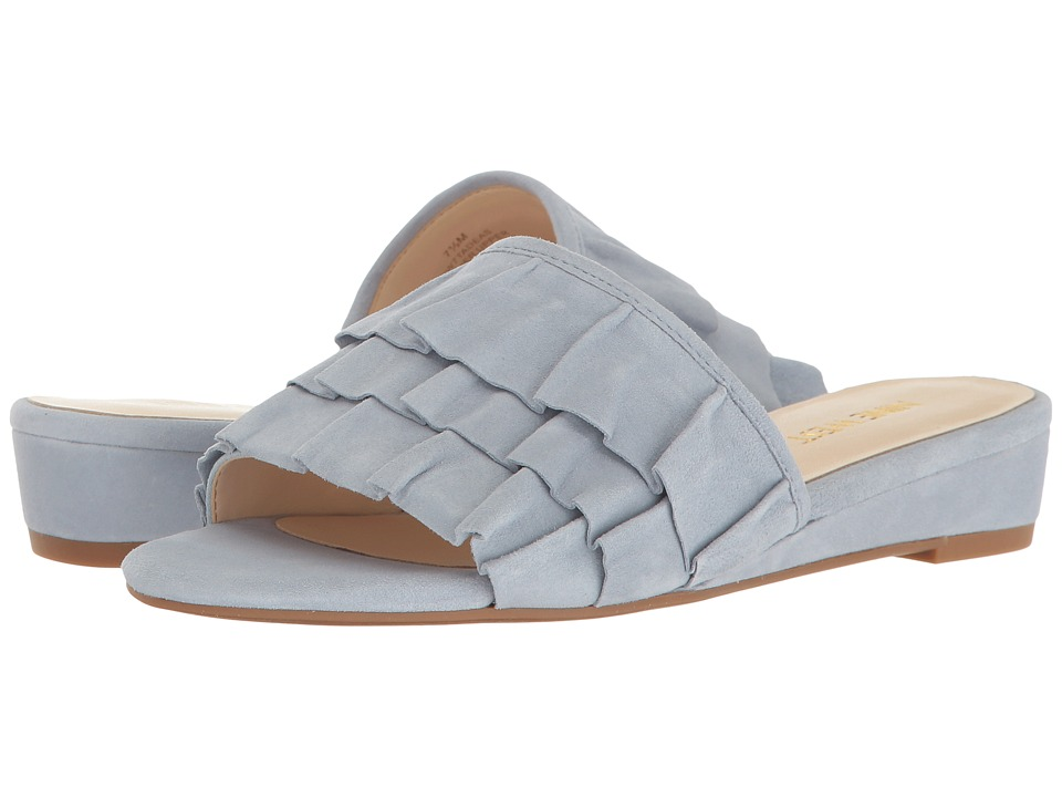Nine West - Tadeas (Powder Blue/Powder Blue) Women's Shoes