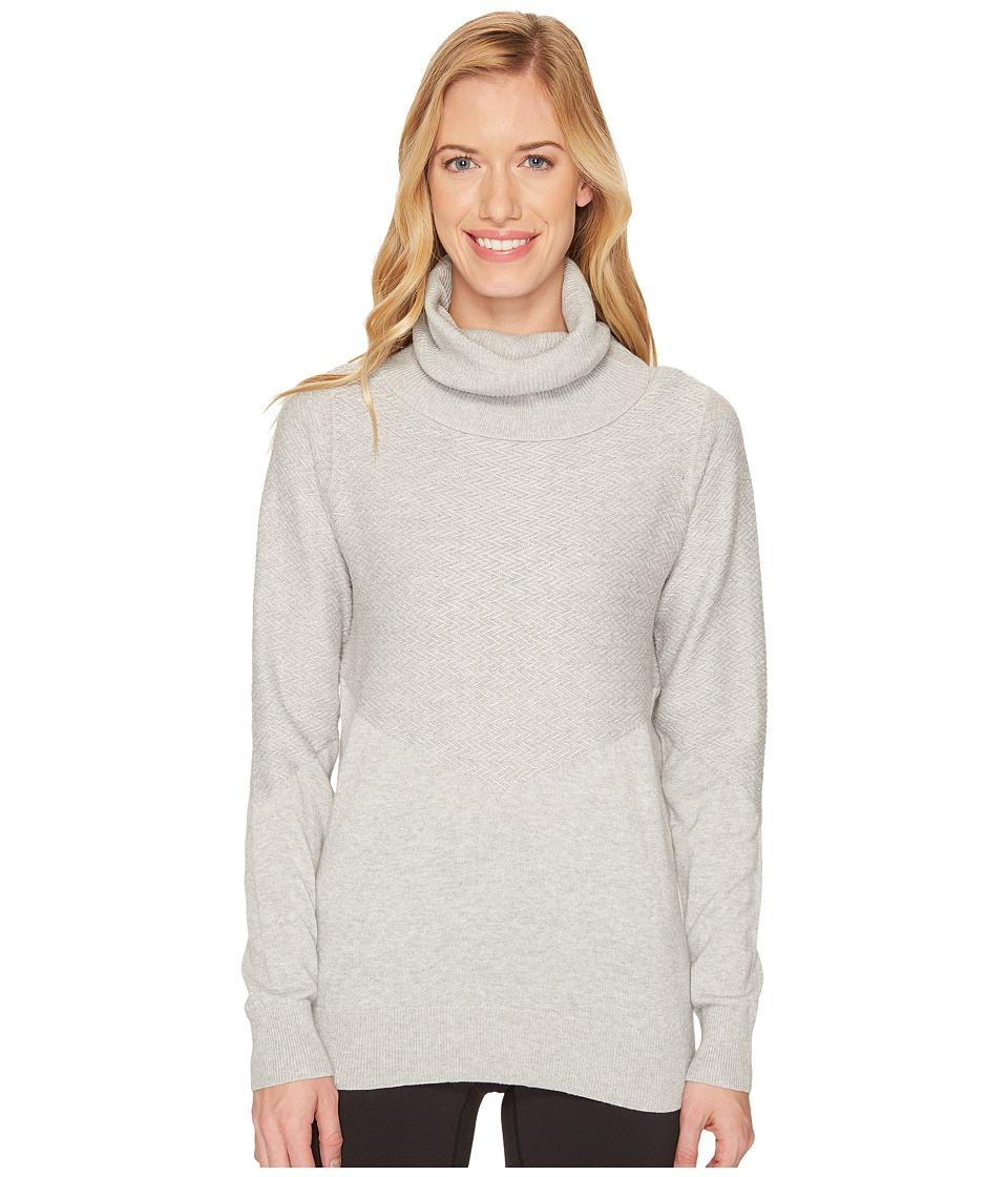 Lole Madeleine Sweater (Light Grey Heather) Women