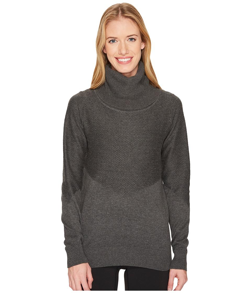 Lole Madeleine Sweater (Dark Grey Heather) Women