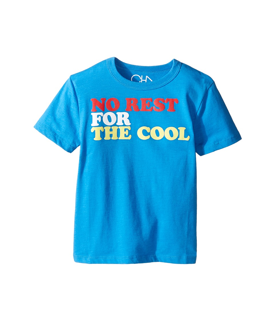 Chaser Kids - Vintage Jersey Tee (Little Kids/Big Kids) (Too Cool) Boy's T Shirt