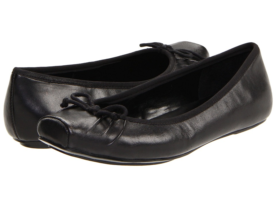 Jessica Simpson - Leve (Black Western Leather) Women's Flat Shoes