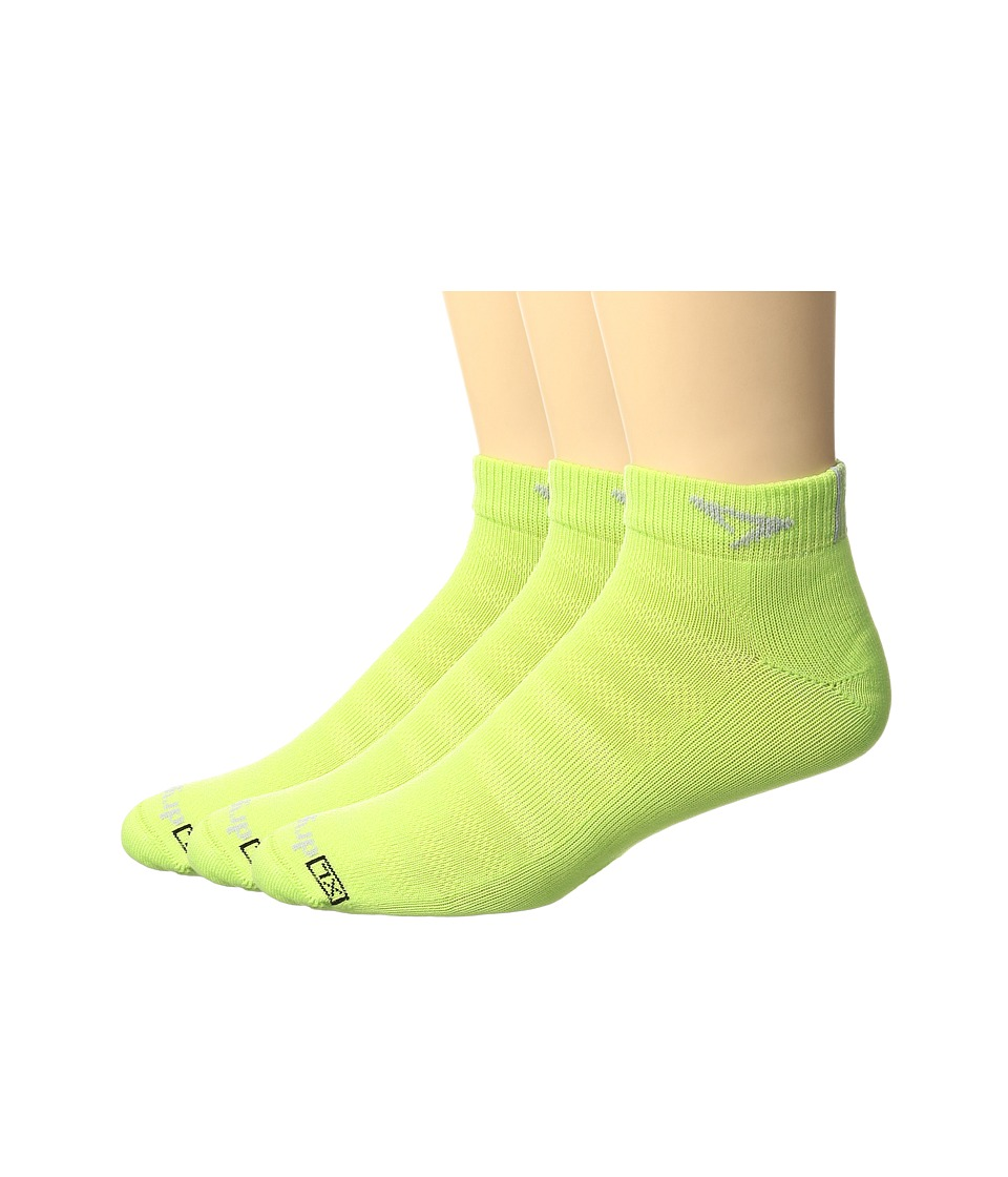 Drymax Sport - Running Lite Mesh Mini Crew 3-Pack (Sublime) Low Cut Socks Shoes