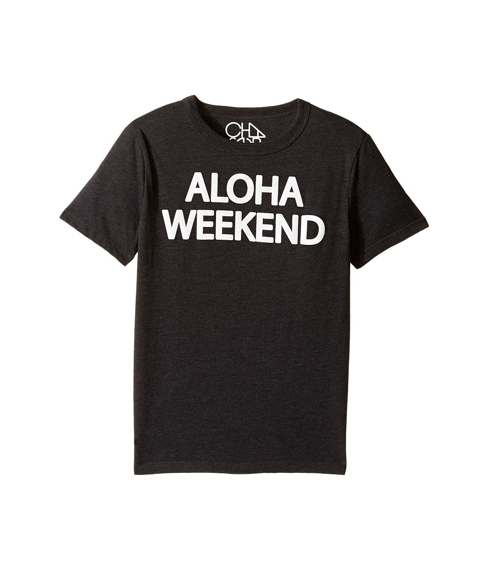 Chaser Kids - Vintage Jersey Tee (Little Kids/Big Kids) (Aloha Weekend) Boy's T Shirt
