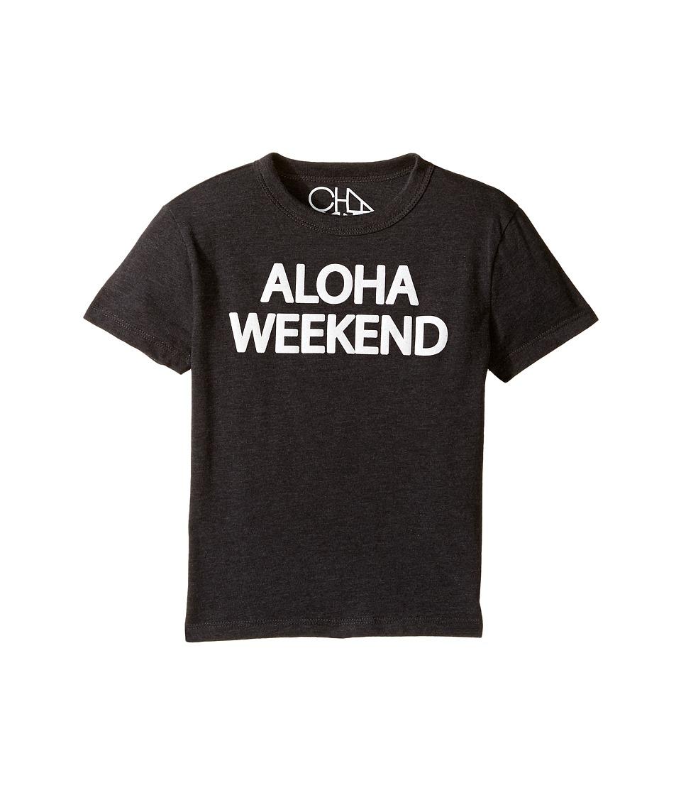 Chaser Kids - Vintage Jersey Tee (Toddler/Little Kids) (Aloha Weekend) Boy's T Shirt