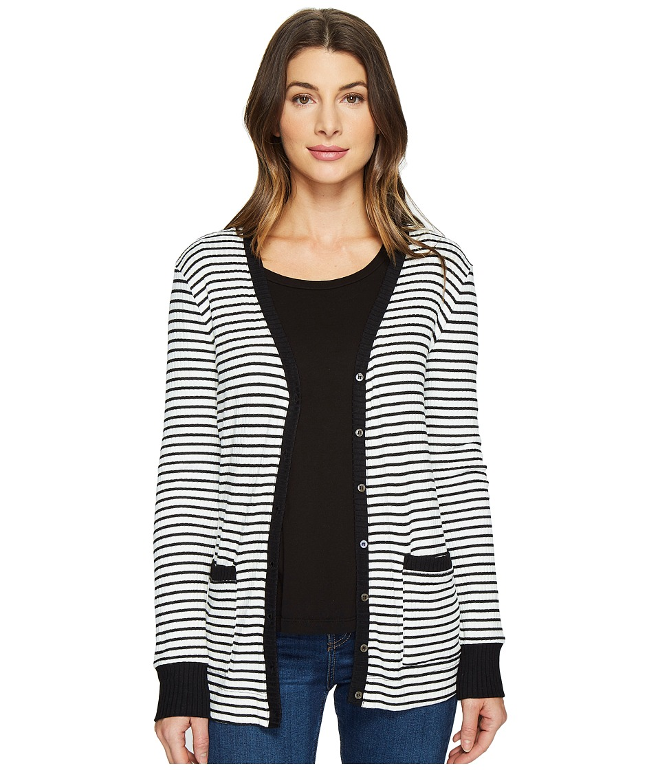 Three Dots - Cardigan (Gardenia) Women's Sweater