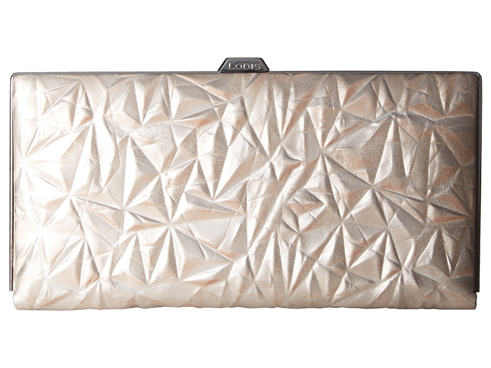 Lodis Accessories - Sophia Crush Quinn Clutch Wallet (Desert) Wallet Handbags