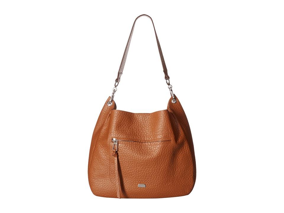 Lodis Accessories - Borrego Nanda Hobo (Toffee) Hobo Handbags