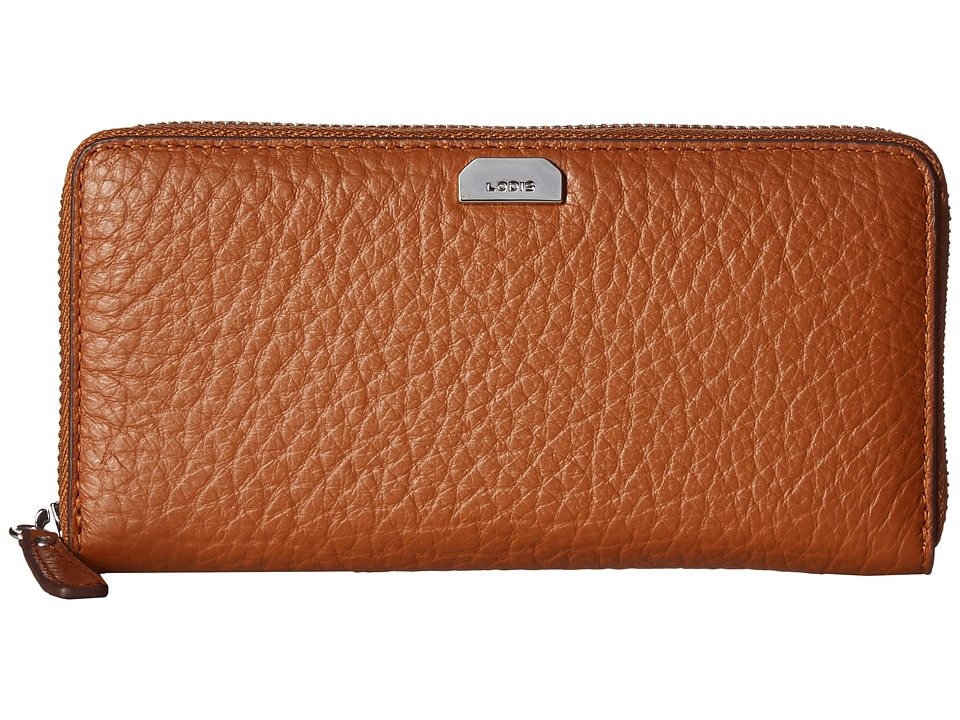 Lodis Accessories - Borrego RFID Under Lock Key Joya Wallet (Toffee) Wallet Handbags