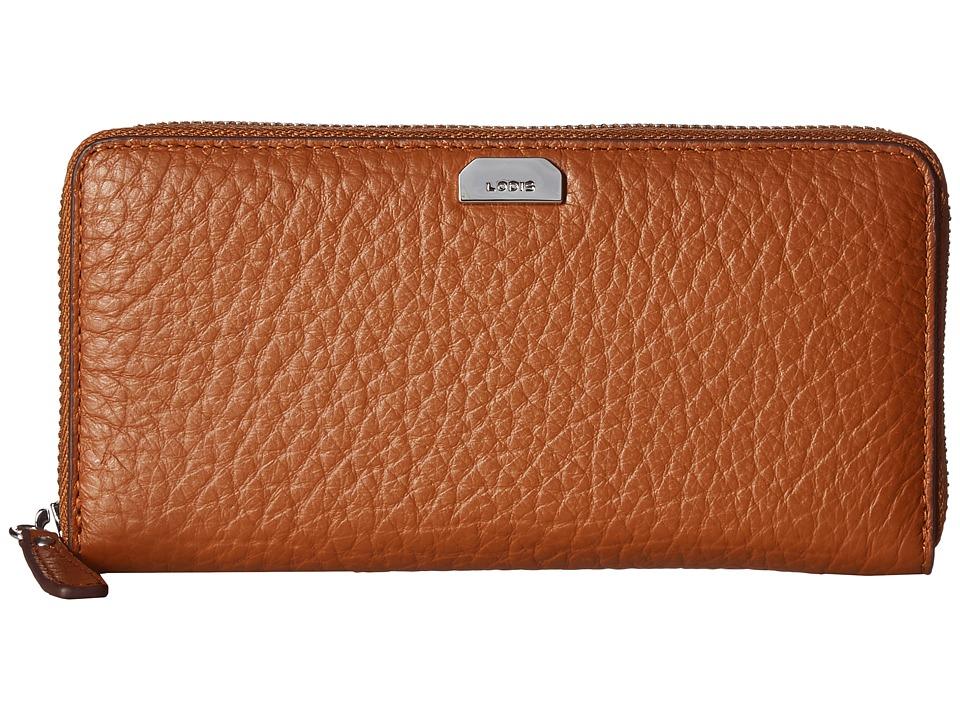 Lodis Accessories - Borrego RFID Under Lock Key Joya Wallet (Toffee) Wallet Handbags