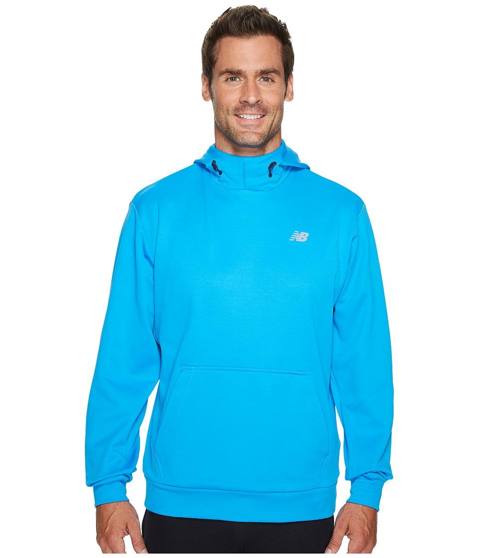 New Balance - Game Changer Fleece Hoodie (Bolt) Men's Sweatshirt
