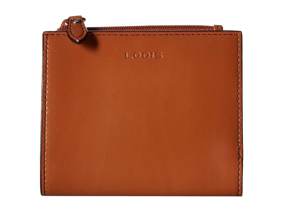 Lodis Accessories - Audrey Aldis Wallet (Toffee) Wallet Handbags