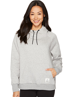 Workout Ready Cotton Series Over The Head Hoodie by Reebok