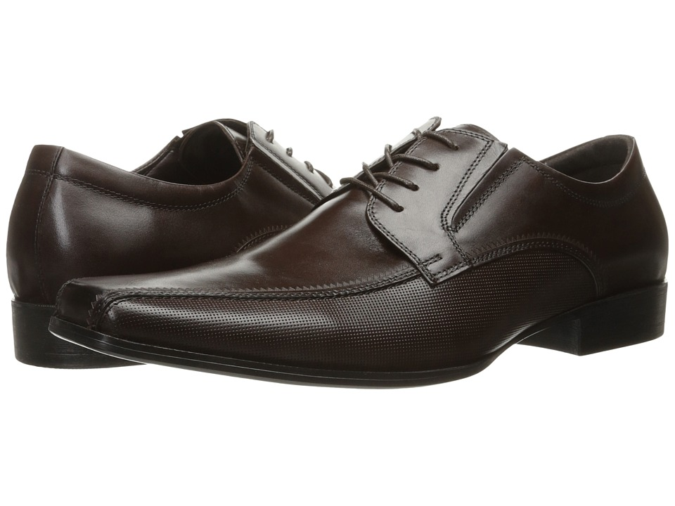 Kenneth Cole Reaction - Public P-Review (Brown) Men's Shoes