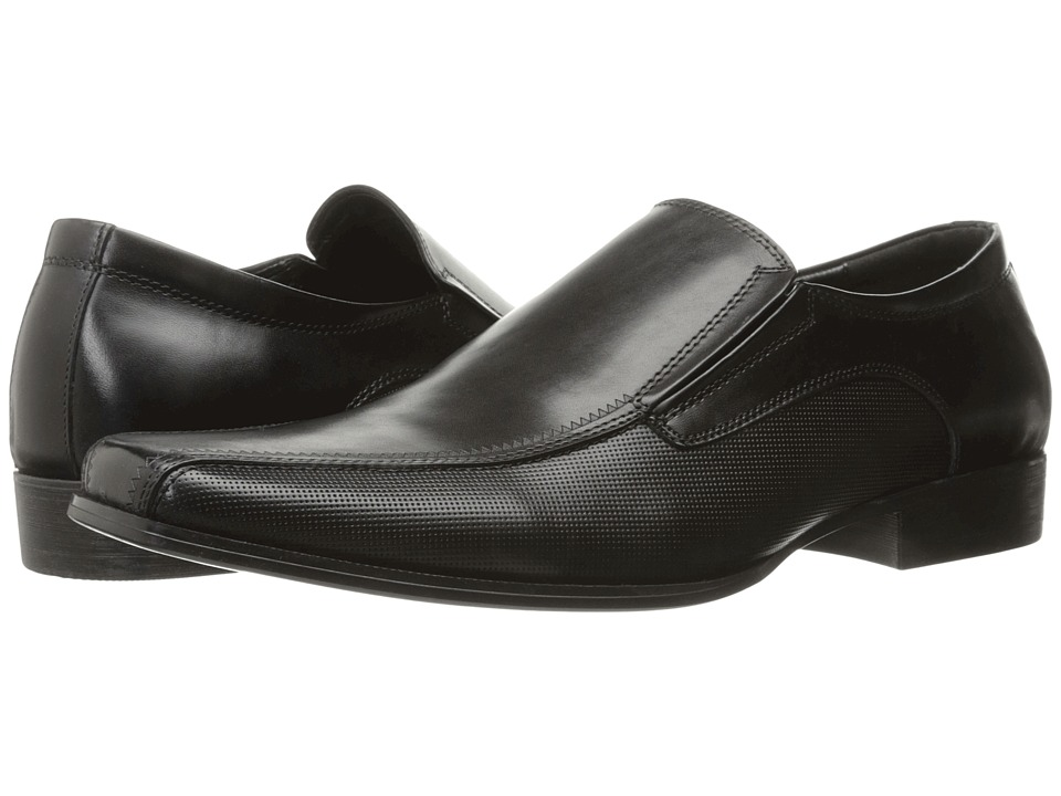 Kenneth Cole Reaction - Sneak P-Review (Black) Men's Shoes