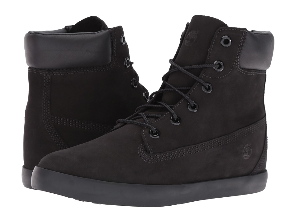 Timberland - Flannery 6 (Black) Women's Boots