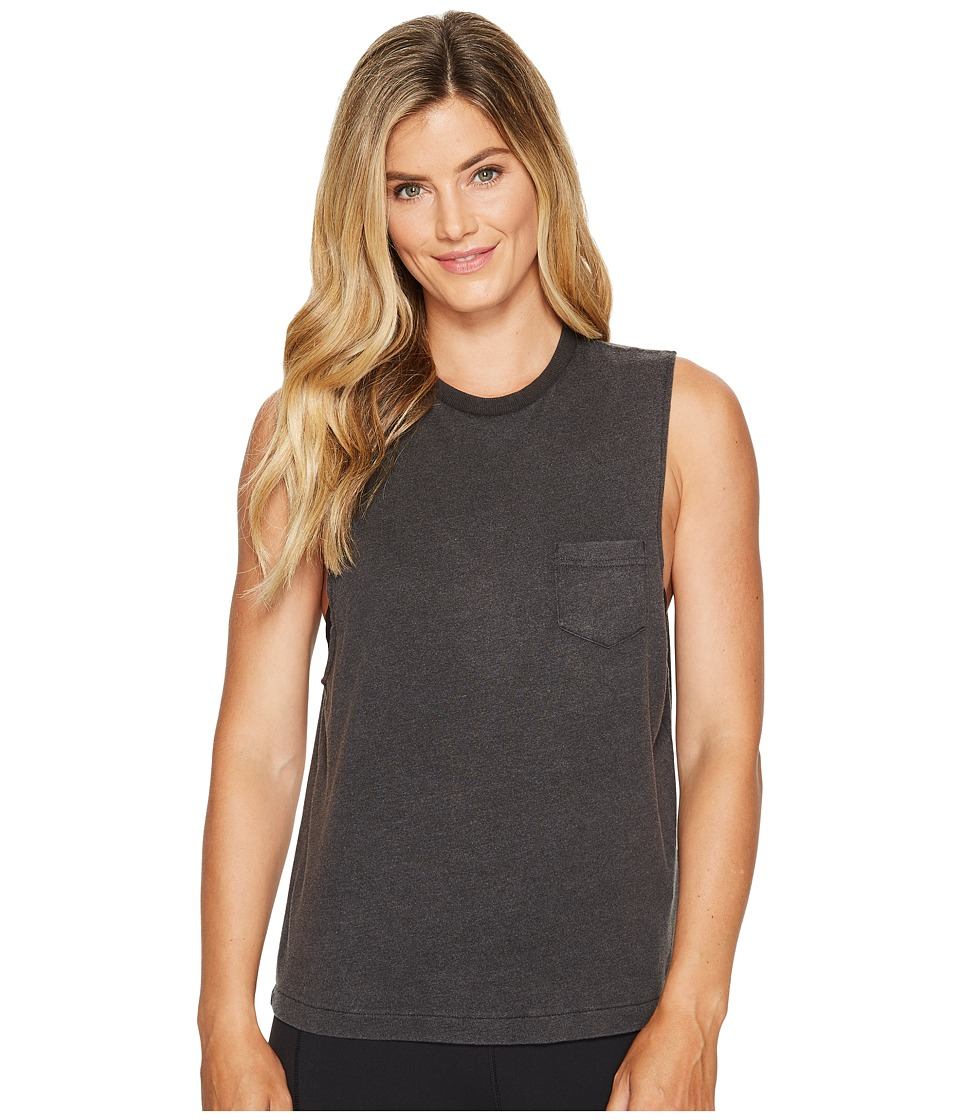 Reebok - Muscle - Stone Wash (Black) Women's Workout