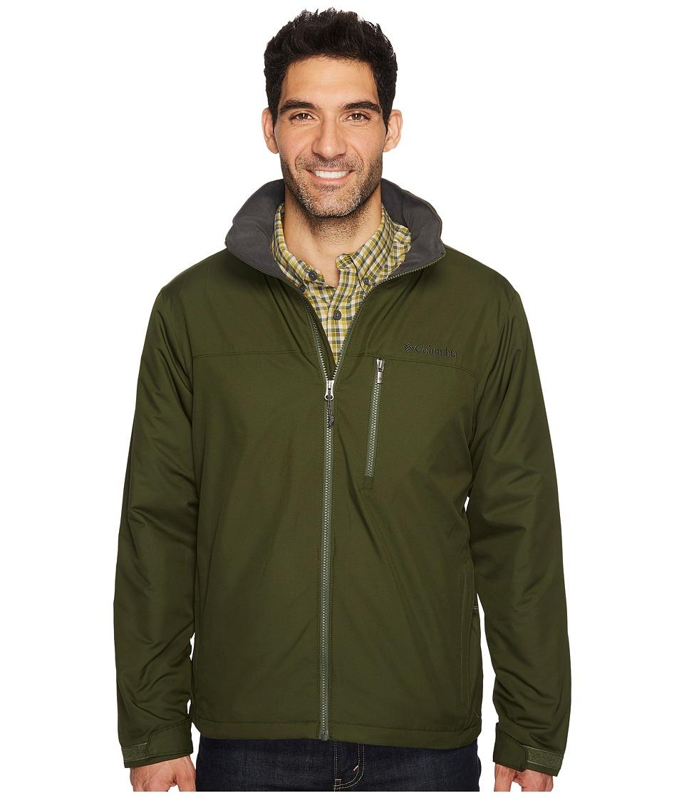 Columbia - Utilizer Jacket (Surplus Green 1) Men's Coat