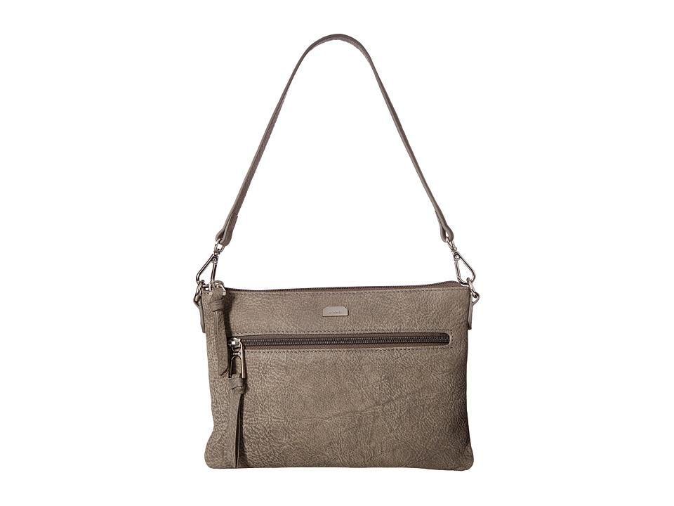 Lodis Accessories - Gijon Kala Convertible Crossbody (Black) Cross Body Handbags