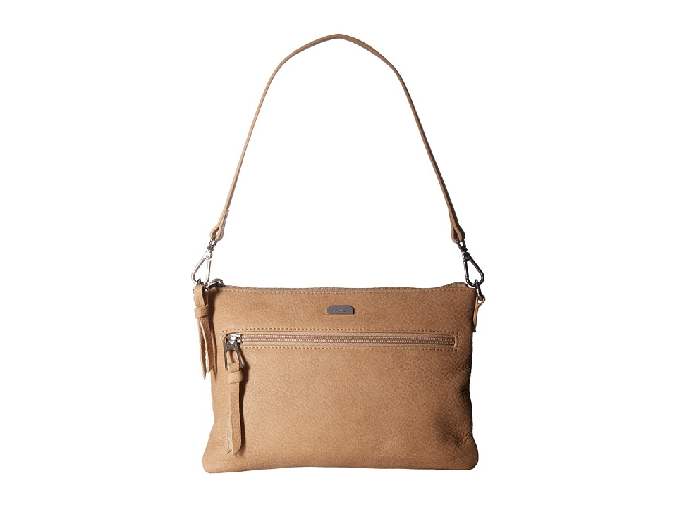 Lodis Accessories - Gijon Kala Convertible Crossbody (Desert) Cross Body Handbags