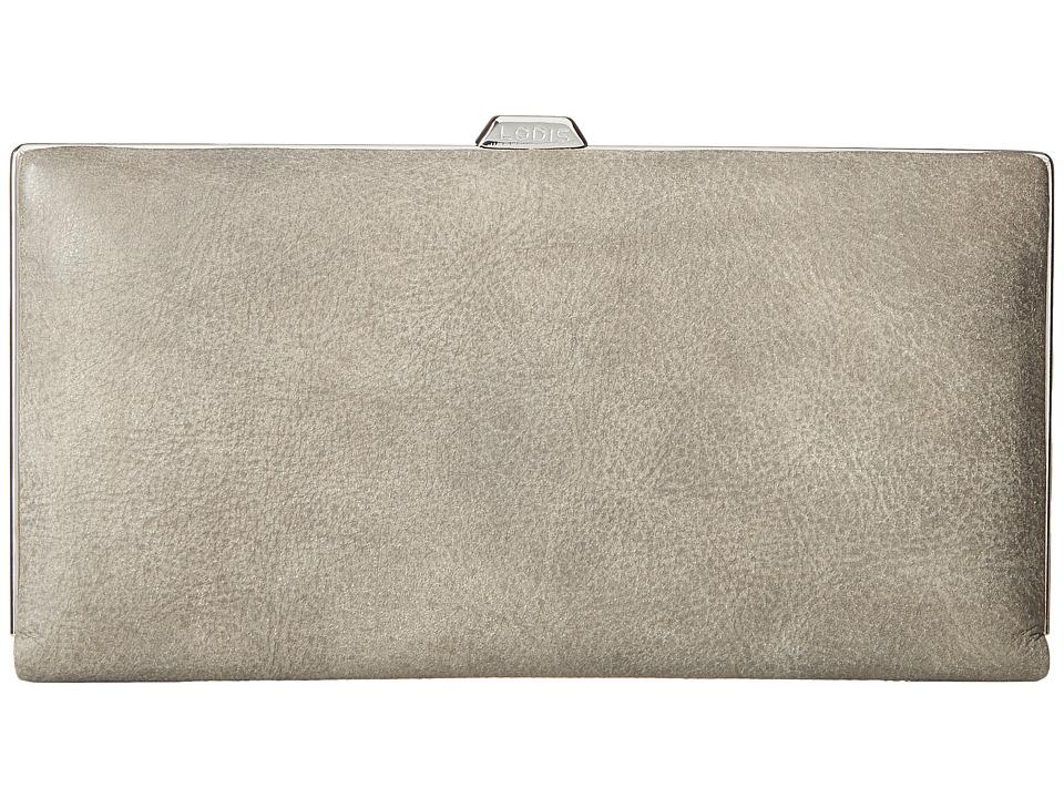Lodis Accessories - Gijon Quinn Clutch Wallet (Black) Wallet Handbags