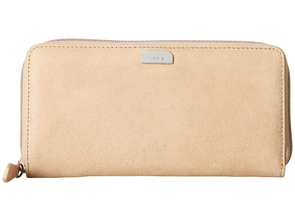 Lodis Accessories - Gijon Ada Zip Wallet (Desert) Wallet Handbags
