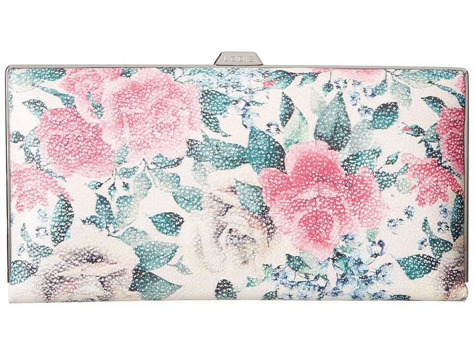 Lodis Accessories - Bouquet Quinn Clutch Wallet (Multi) Wallet Handbags