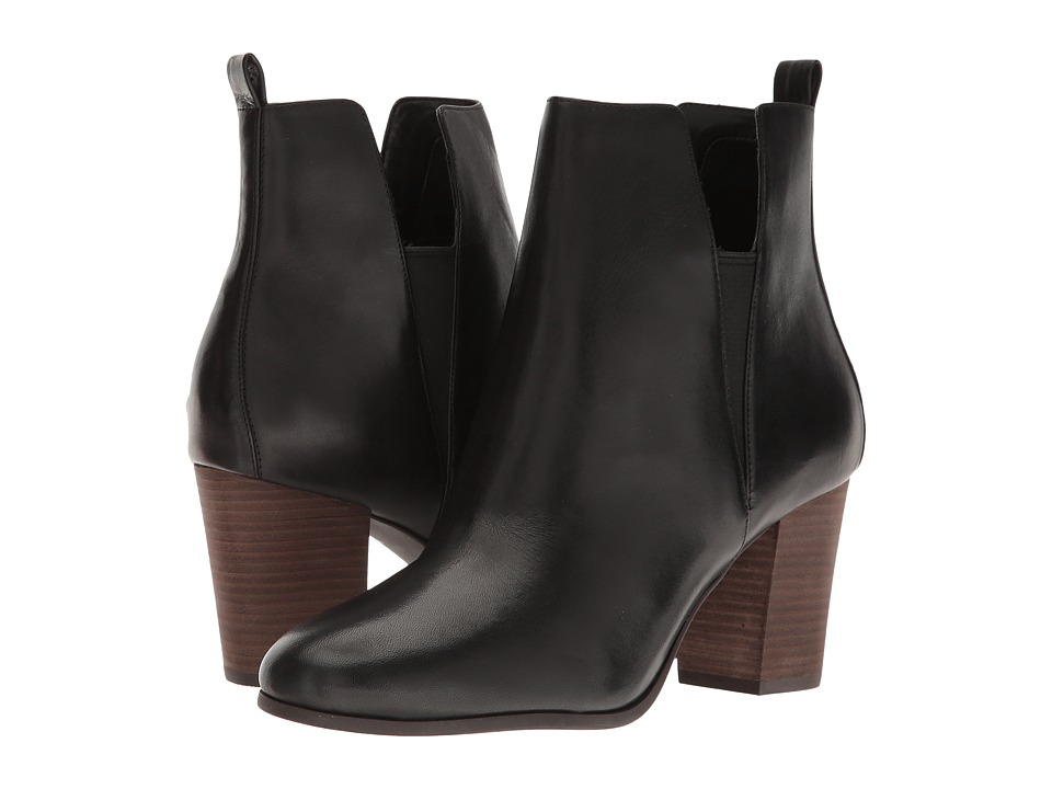 Cole Haan Cassidy Transitional Bootie II (Black Leather) Women