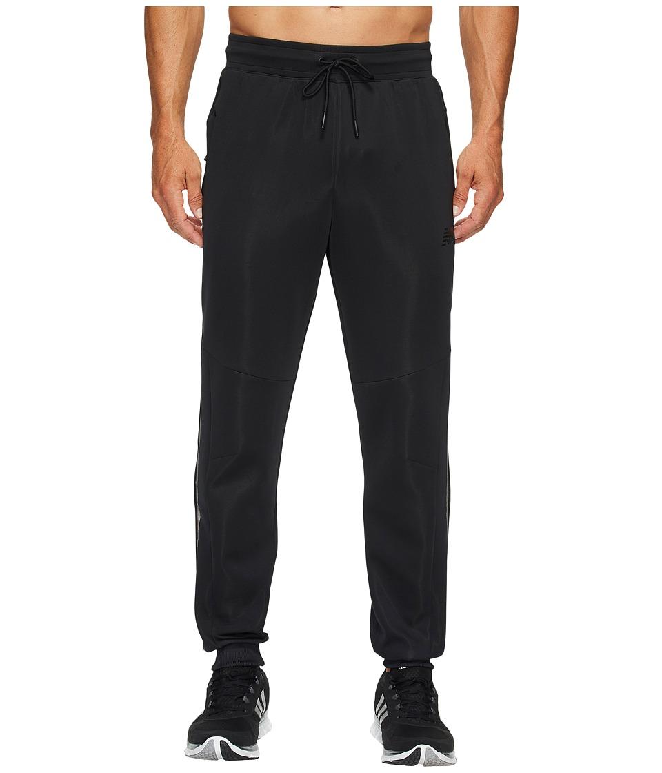 New Balance - 247 Sport Track Pants (Black) Men's Workout