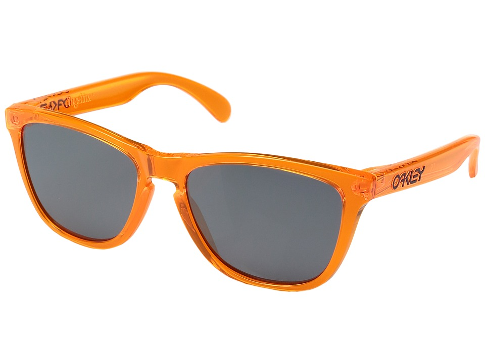 Oakley - MPH Frogskins (Acid Orange/Black Iridium) Sport Sunglasses