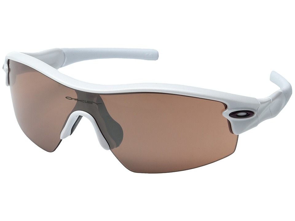 Oakley - MPH Radar Pitch (Pearl White/VR28 Black Iridium) Sport Sunglasses